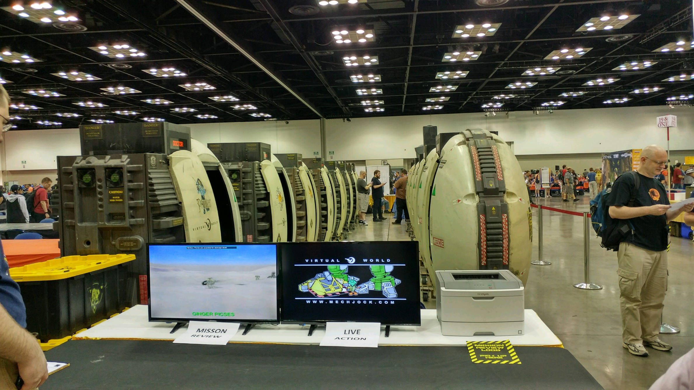 At GenCon 2017, Indianapolis is the epicenter of BattleTech. Records will be broken.